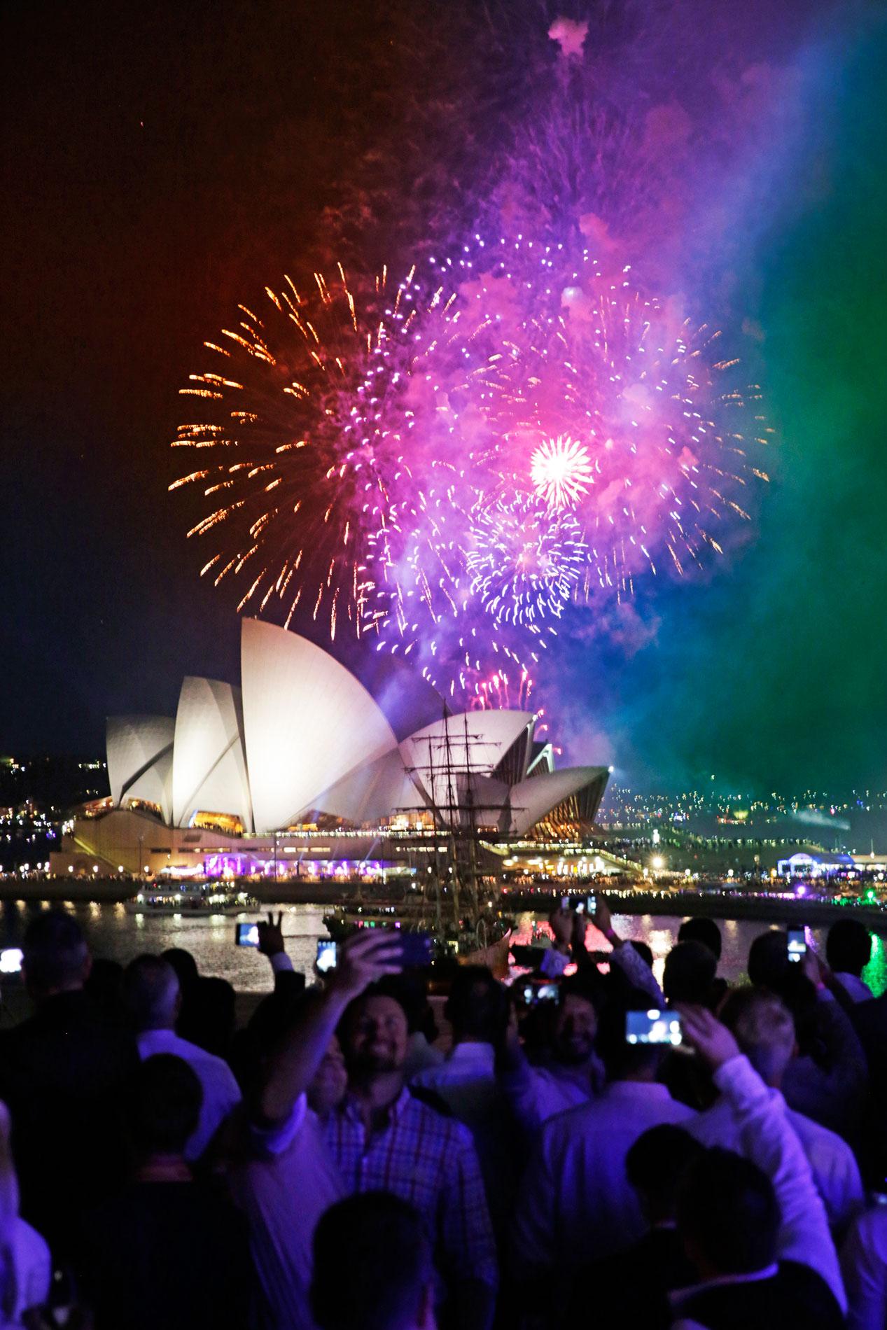 O Gay Nye Sydney Celebration 1516 Amc 0520 Points Of