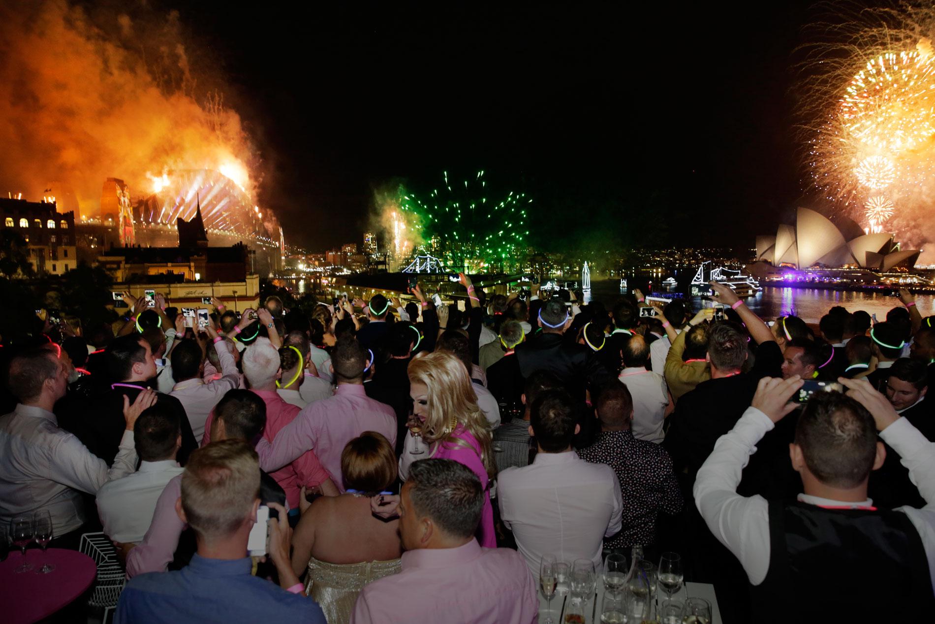 O Gay Nye Sydney Celebration 1516 Amc 1207 Points Of