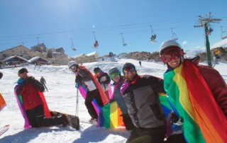 Gay Ski Week Australia