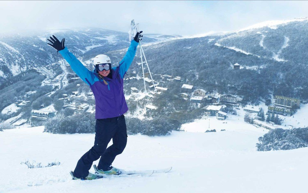 Gay Ski Week Australia Women