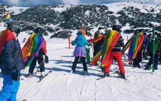 Gay Ski Week Australia Falls Creek