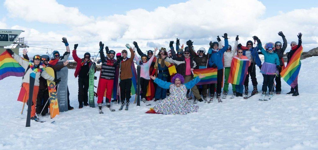 Gay Ski Week Australia at Falls Creek and Hotham Alpine Resort