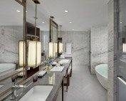 Mandarin Oriental Wangfujing -room-mandarin-bathroom